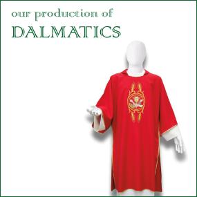 Dalmatics